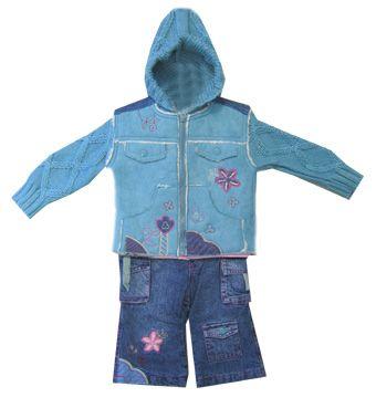 316df39755260 اطقم جينز للاطفال 2019 ، صور اطقم جينز للاطفال 2019 ، ملابس اطفال جينز2019