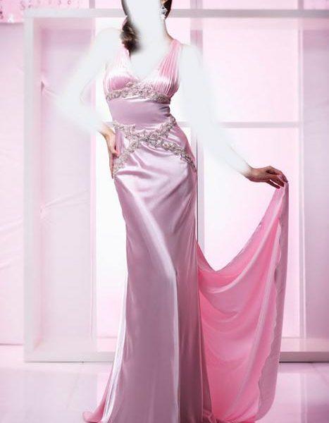 c8537aaa32abc فساتين سهرة حلوة 2019 ، Evening Dresses 2019 - حنين الحب