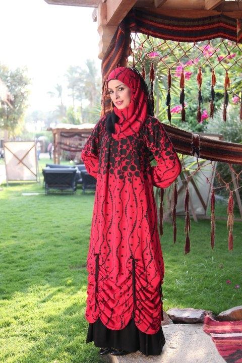7a373af3f ملابس محجبات تاخد العقل 2019 ، Clothing veiled Other SHOUT 2019 ...