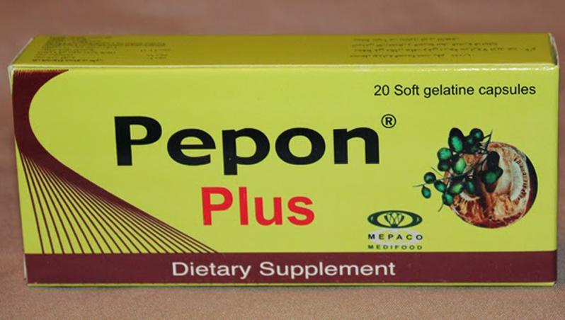 بيبون بلس كبسولات – لتخفيف أعراض التهاب وتضخم البروستاتا عند الرجال Pepon Plus
