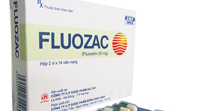 فلوزاك اقراص – لعلاج الحالات التى تعانى من الوسواس القهرى والتوتر Fluozac